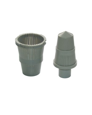 Top & Bottom Strainer 3/4""