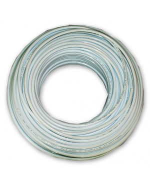 3/8 WHITE PE TUBING, 150M/ROLL
