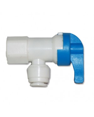 Tank Valve with quickconnect model (PJ-025)