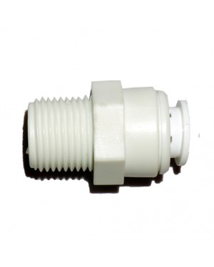 "3/8""X3/8"" Male Connector (10Q6M6)"