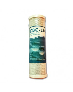 "10""CBC Carbon Block Filter KFCBC-10-CHEC"
