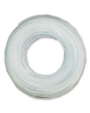 1/4 WHITE PE TUBING, 300M/ROLL